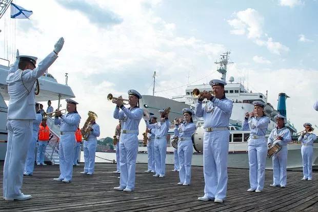 День ВМФ в Севастополе 2018