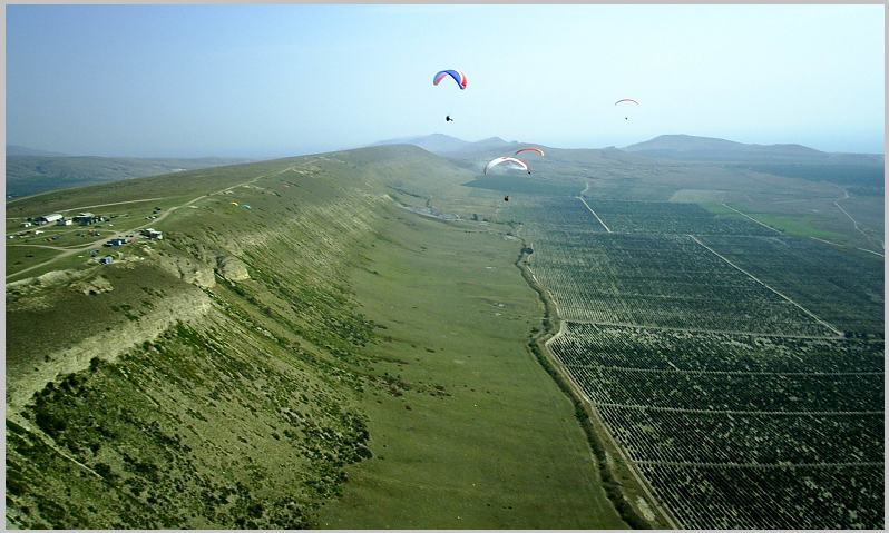 Гора Клементьева, Крым, Коктебель