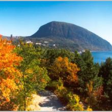 Крым осенью 2020: лучшее время для отдыха на полуострове