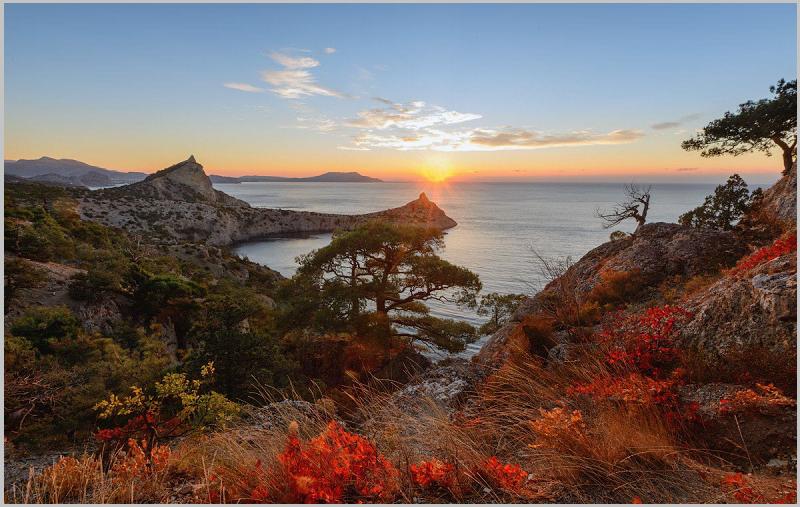 Лучший отдых в Крыму в сентябре 2018
