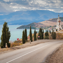 Самые опасные дороги Крыма: ТОП 7