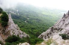 Перевал Чертова лестница в Крыму — маршрут, как добраться