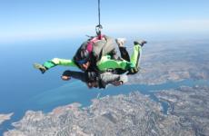 Прыжки с парашютом в Крыму: лучшие аэродромы, обзор цен