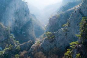 Большой каньон Крыма — что можно увидеть в походе