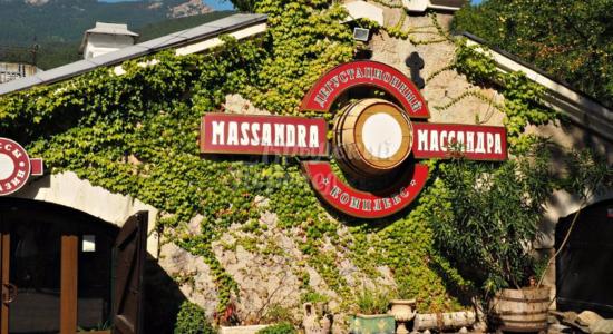«Массандра» — вина для ценителей прекрасного