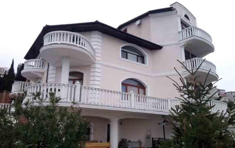 Отель Вилла Левадия Крым