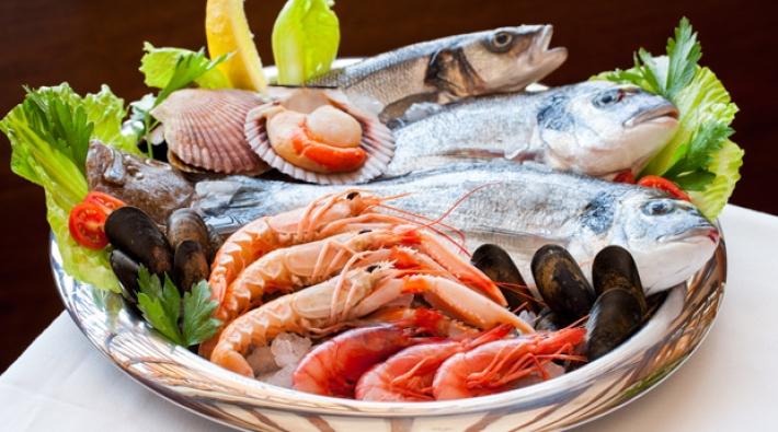 Морепродукты в Крыму