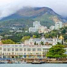 Отели Большой Ялты, Крым