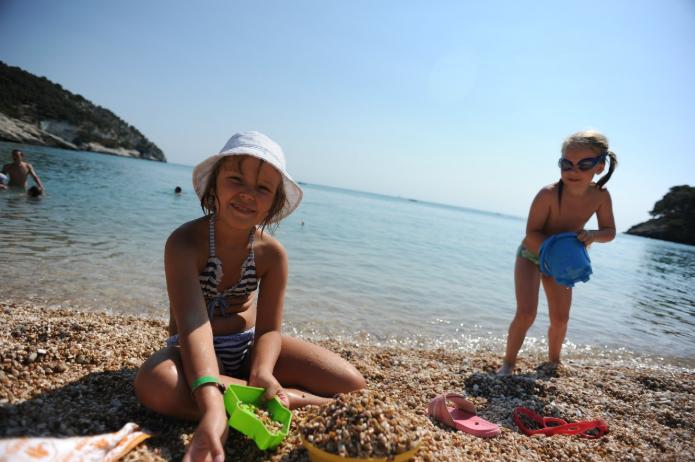 Семейный отдых в Крыму с детьми
