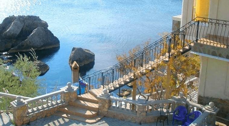 Жилье в Крыму в частном секторе