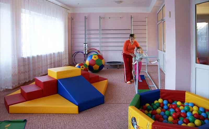 """Санаторий """"Приморье"""" лечение детей"""