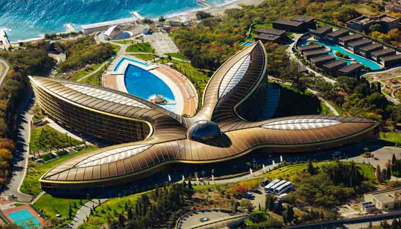 Mriya Resort & SPA Крым