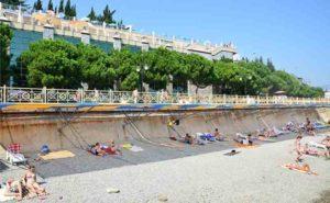 Санаторий Киев пляж