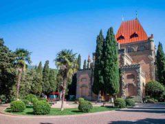 Санаторий Утес в г. Алушта в Крыму: отзывы, цены 2019, фото, видео