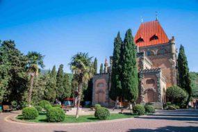 Санаторий Утес в г. Алушта в Крыму: отзывы, цены 2021, фото, видео