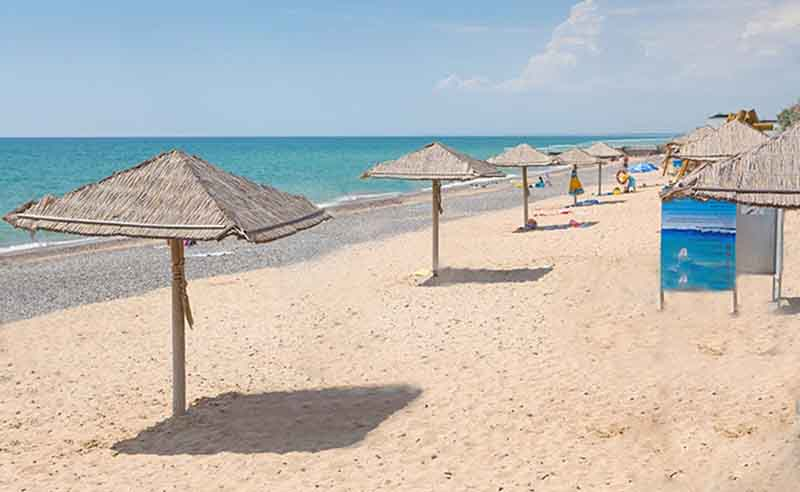Санаторий Саки пляж