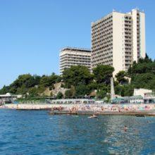 Санаторий «Полтава-Крым» Евпатория: лечение и отдых у самого берега моря