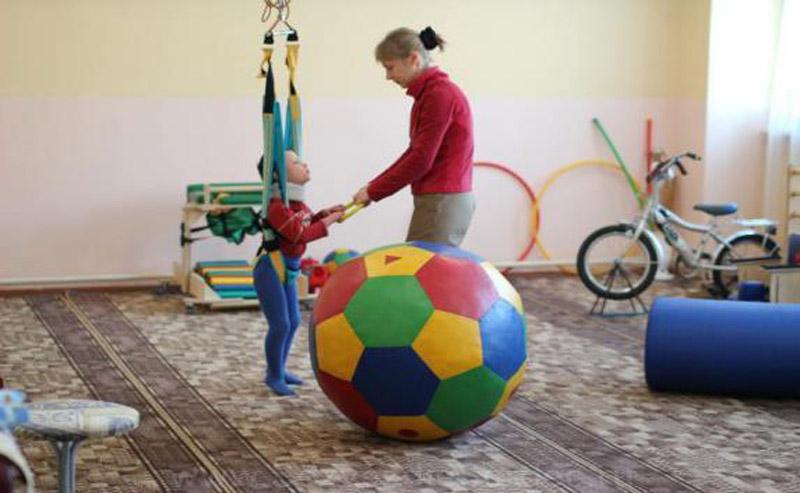 Лечение детей-инвалидов в санаториях Крыма