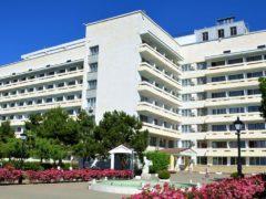 Санаторий Сакрополь (Саки, Крым): цены 2019, номера, лечение