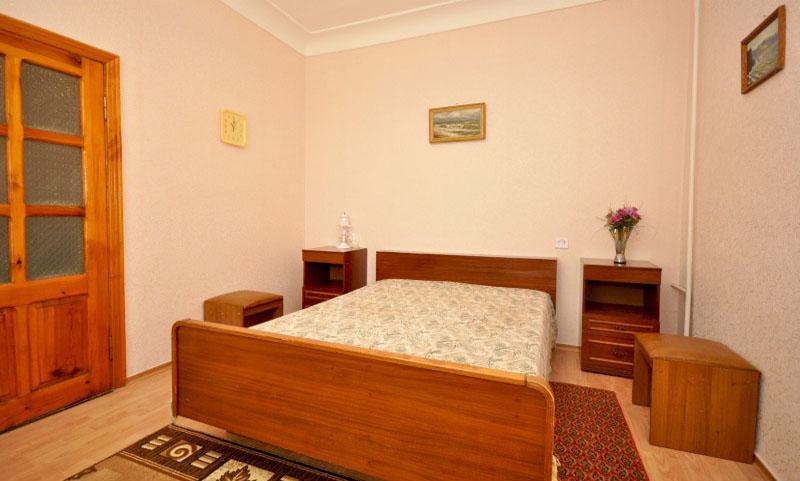 Двухместный люкс в санатории Мечта