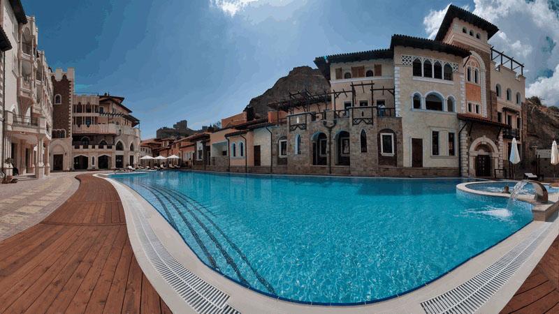 Отель Soldaya Grand Hotel & Resort