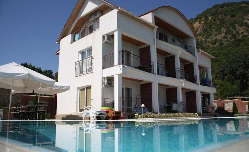 Гостиница Вилла Аккорд Алушта