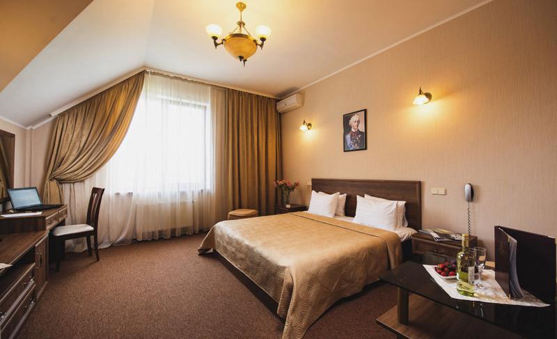 Отель Адмираль Севастополь номер люкс