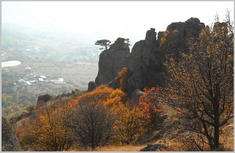 Крым в ноябре