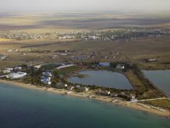 Какие отели в пгт Заозерное (Евпатория, Крым), по мнению отдыхающих, вошли в рейтинг лучших