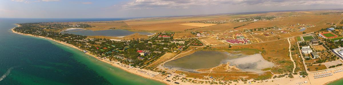 Крым заозерное