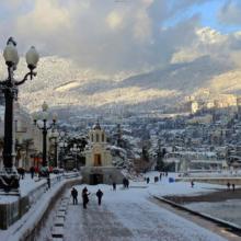 Что делать в Крыму зимой? Советуем где отдохнуть, что посмотреть, куда поехать,чем заняться!