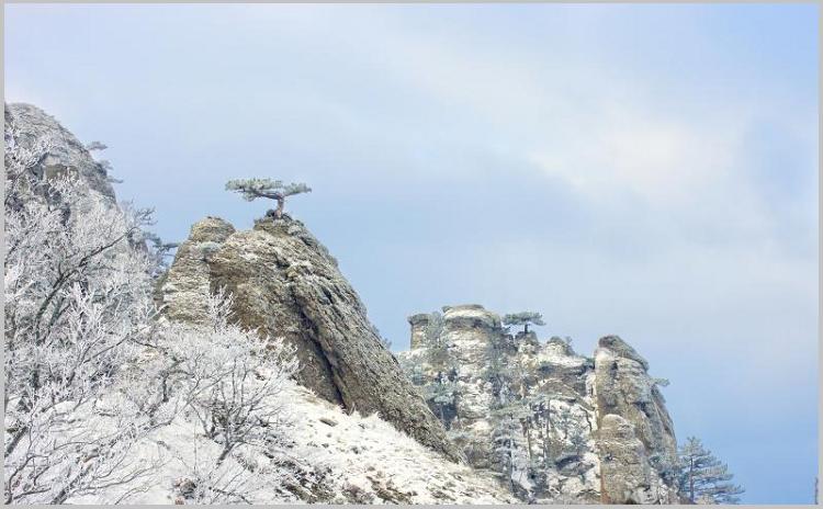 Стоит ли ехать в Крым зимой