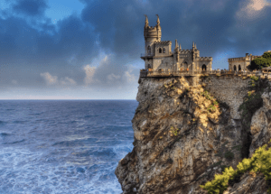 Ласточкино гнездо в Крыму Ялта