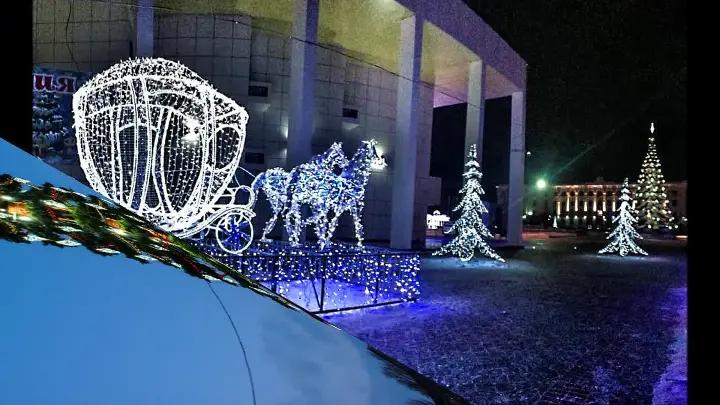 Новый год в Симферополе