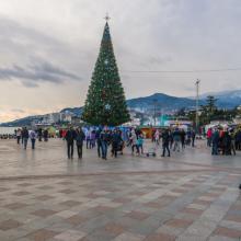 Крым: отели с программой на новый год 2019