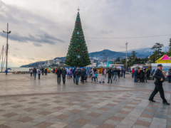 Крым: отели с программой на новый год 2022
