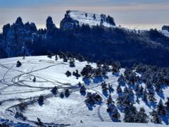 Отдых в горах Крыма: горнолыжные курорты, походы, туры