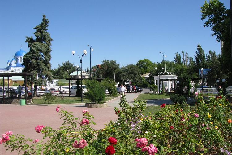 Отели в Саки, Крым