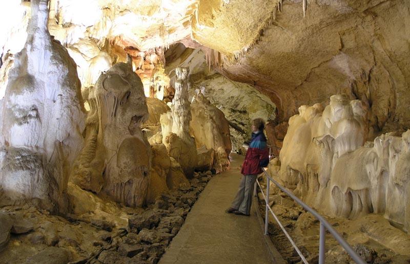 Мраморные пещеры Крым