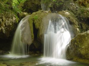 Водопад Су-Учхан, Крым