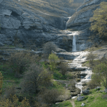 Водопад Джурла (Крым): маршрут по которому можно добраться