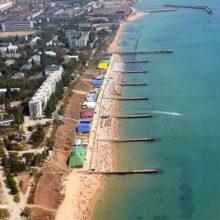 Популярные отели г. Феодосия у моря, для отдыха с детьми, «все включено»