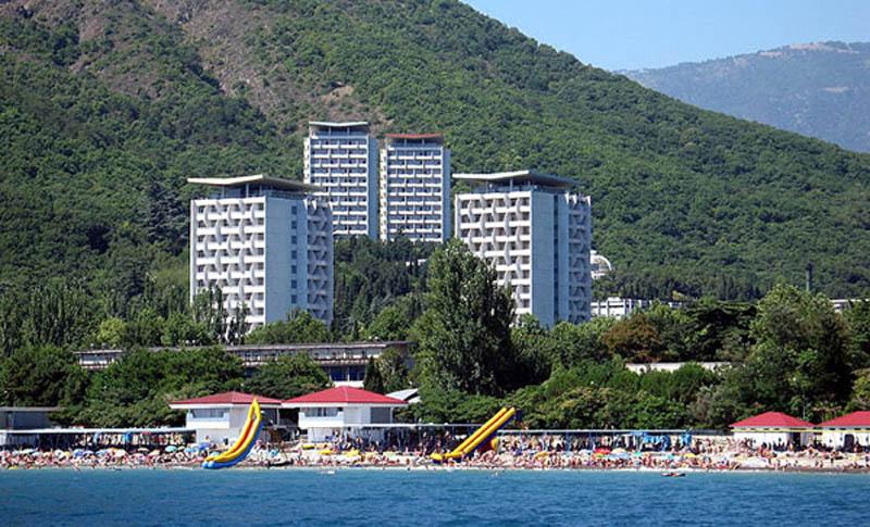 Санаторий Крым в Партените