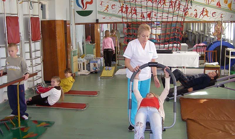 Санатории Крыма лечение детей
