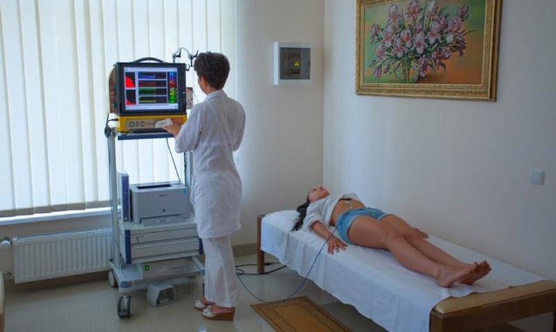 Санаторий Сакрополь лечение