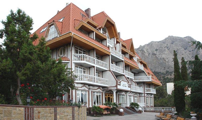 Отель Князь Голицын в Новом Свете