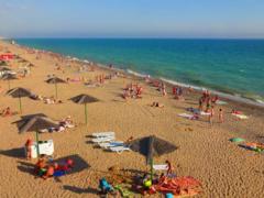 Отели в г. Саки, Крым: возможности для отдыха всей семьей