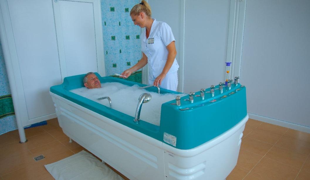Санаторий Сакрополь лечение урология