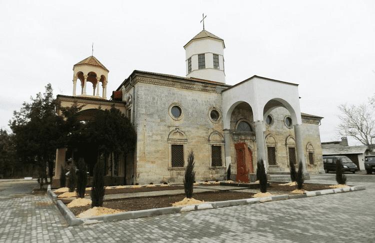 Армянская церковь Сурб-Никогайос в Евпатории фото 1
