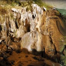 Эмине-Баир-Коба — оборудованная пещера для любопытных туристов и профессиональных спелеологов